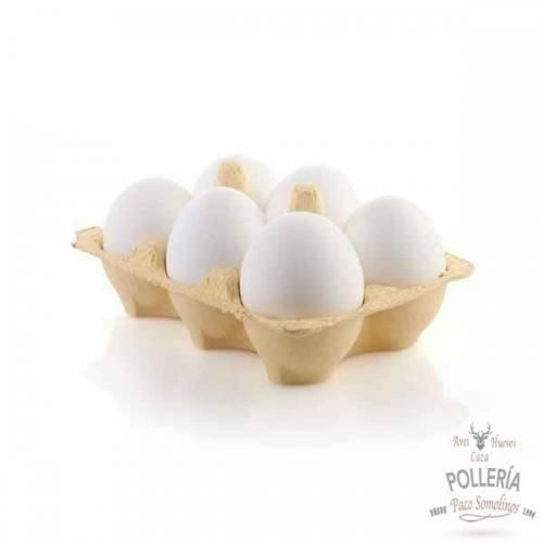 huevos blancos alcarreños polleria_somolinos