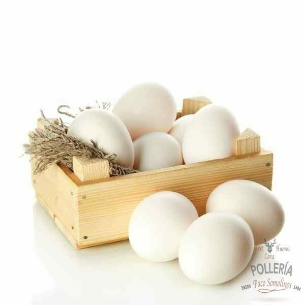 huevos blancos alcarreños_polleria_somolinos