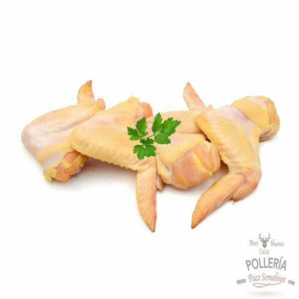 alitas de pollo de corral_polleria_somolinos