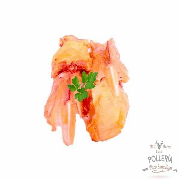 carcasa de pollo de corral_polleria_somolinos