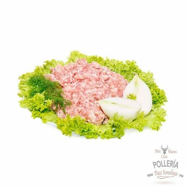 carne picada de pollo_polleria_somolinos