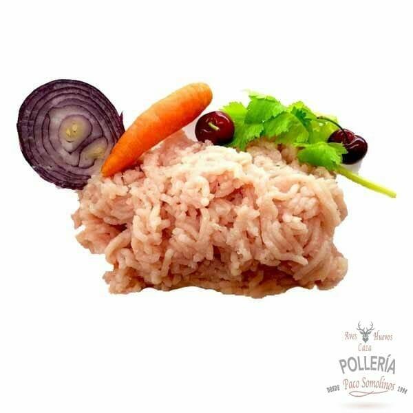 picada de pollo de corral_polleria_somolinos
