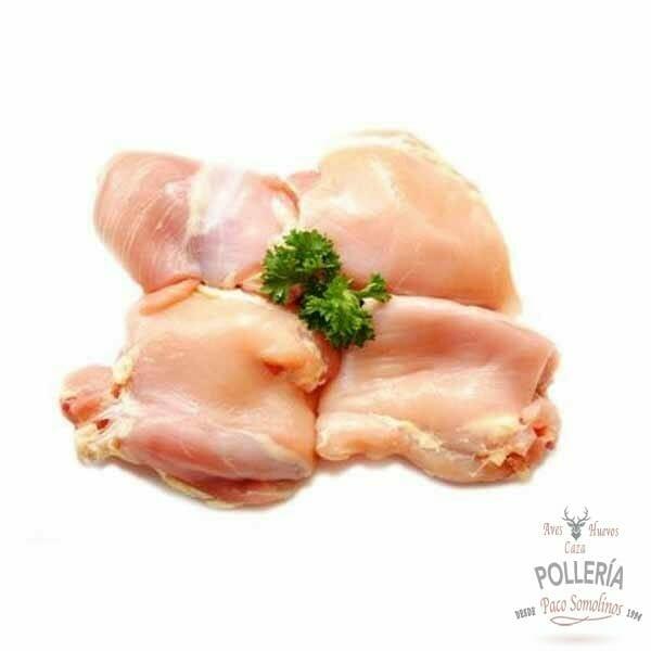 contramuslos pollo de corral_polleria_somolinos