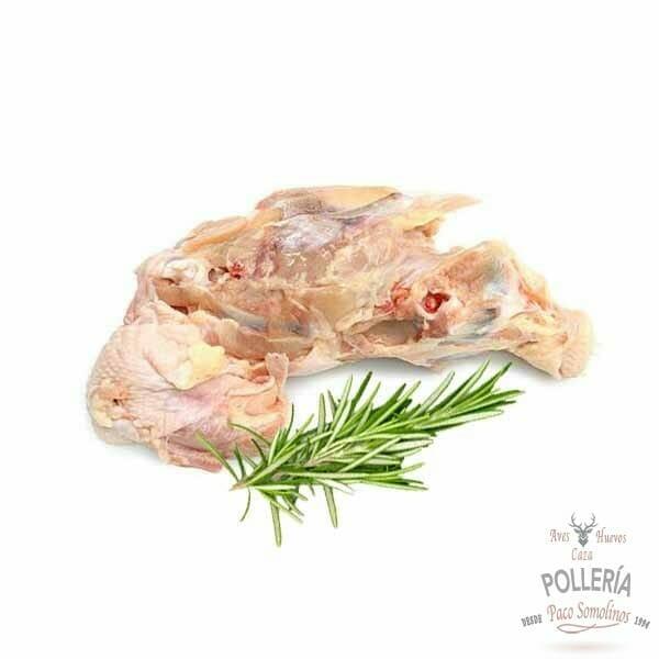 esqueletos de pollo de corral_polleria_somolinos