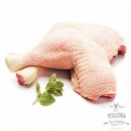 muslos de pollo_poleria _somolinos