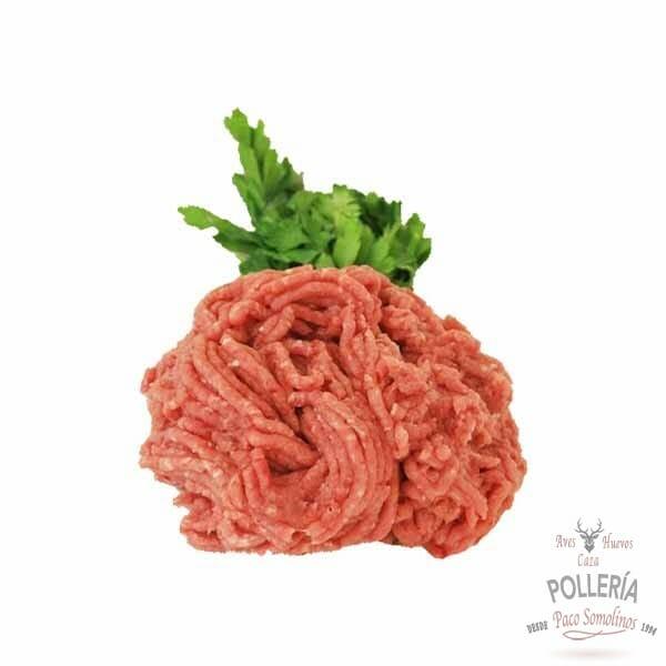 carne picada de pavo_polleria_somolinos