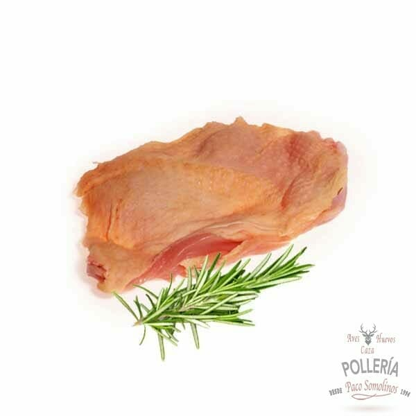 filete de contramuslo de pollo de corral_polleria_somolinos