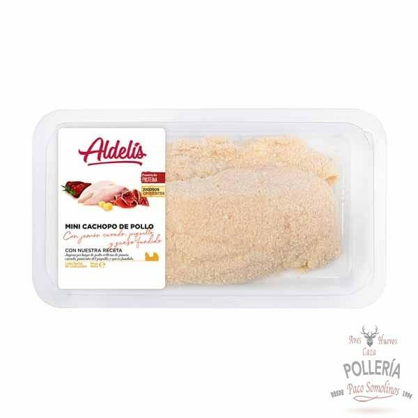 cachopo de pollo rellenos_polleria_somolinos