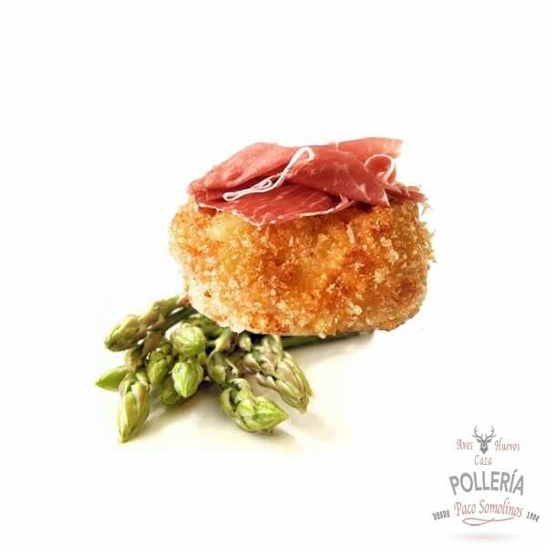 croquetas de jamon y esparragos trigueros_polleria_somolinos