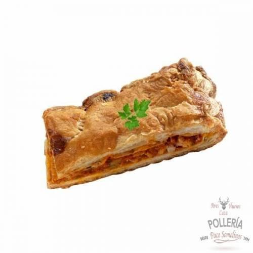 empanada de pollo barbacoa_polleria_somolinos