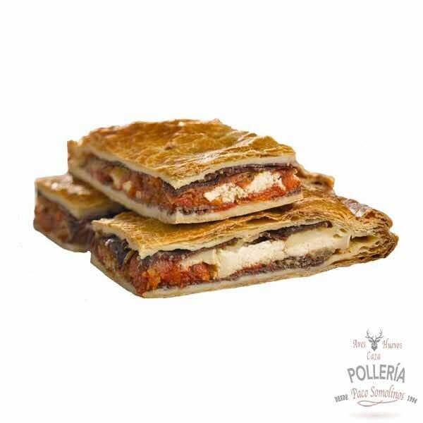 empanada de cecina con queso de cabra_polleria_somolinos
