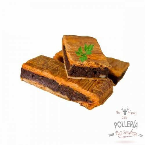 empanada de morcilla_polleria_somolinos