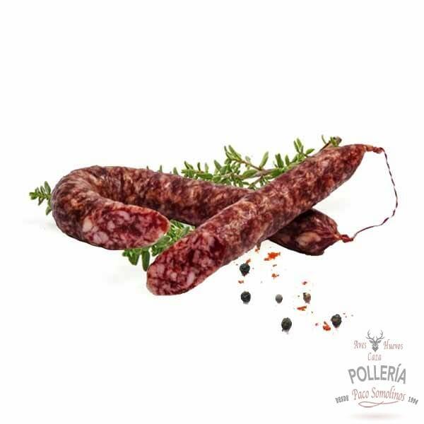 salchichon de jabali_polleria_somolinos