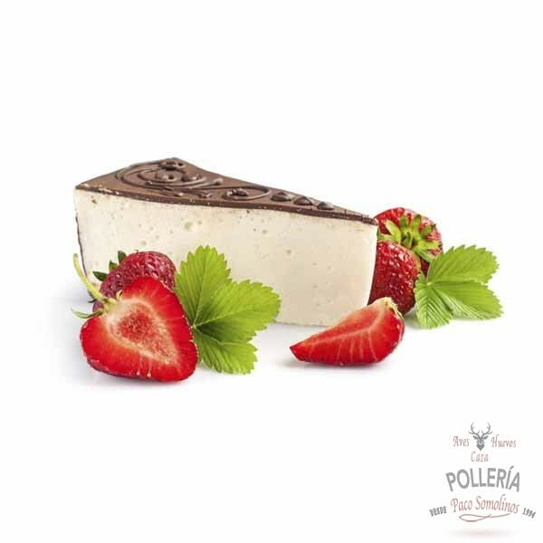 tarta de queso con chocolate_polleria_somolinos