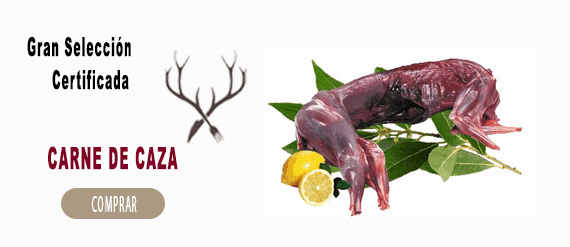 carne de caza