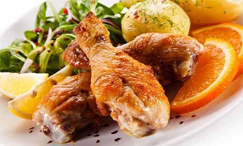 pollo al horno con naranja_polleria_somolinos_