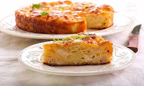 eceta tarta de pollo polleria somolinos