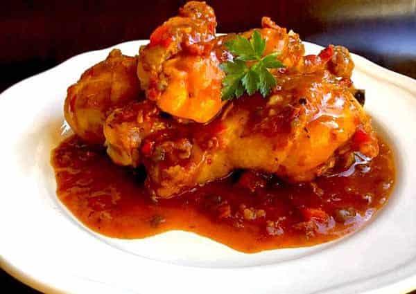 pollo al chilindrón-polleria somolinos